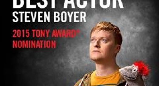 TONY Nominations for Steven Boyer and Robert Askins!