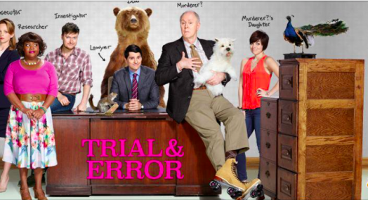 Steven Boyer in NBC's Trial & Error