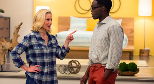 William Jackson Harper on THE GOOD PLACE