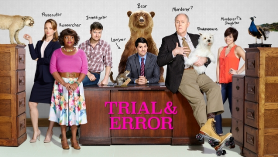 Trial & Error starring Steven Boyer & John Lithgow premieres March 14 10/9c on NBC!
