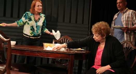 "The Share's Creator, Emily Chadick Weiss, receives raves for her play ""The Fork"""