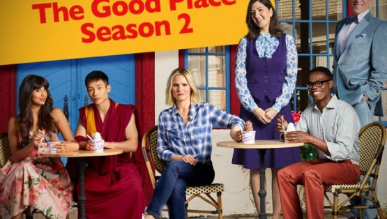 More William Jackson Harper on Season 2 of NBC's THE GOOD PLACE!