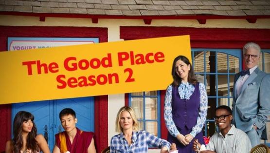 More William Jackson Harper on Season 2 of NBC's THE GOOD PLACE!